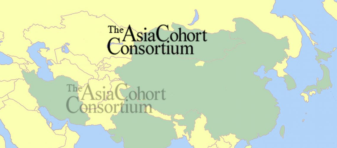 The Asia Cohort Consortium (ACC) is a collaborative effort seeking to understand the relationship between genetics, environmental exposures, and the etiology of disease through the establishment of a cohort of at least one million healthy people around the world. These participants will be followed over time to various disease endpoints, including cancer. The collaboration also involves seeking partners among existing cohorts across Asia to facilitate the exploration of specific research questions that need more immediate answers.